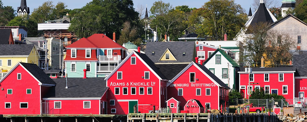 tour - lunenburg
